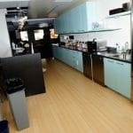 Office Cleaning – Kitchen bench tops with ease