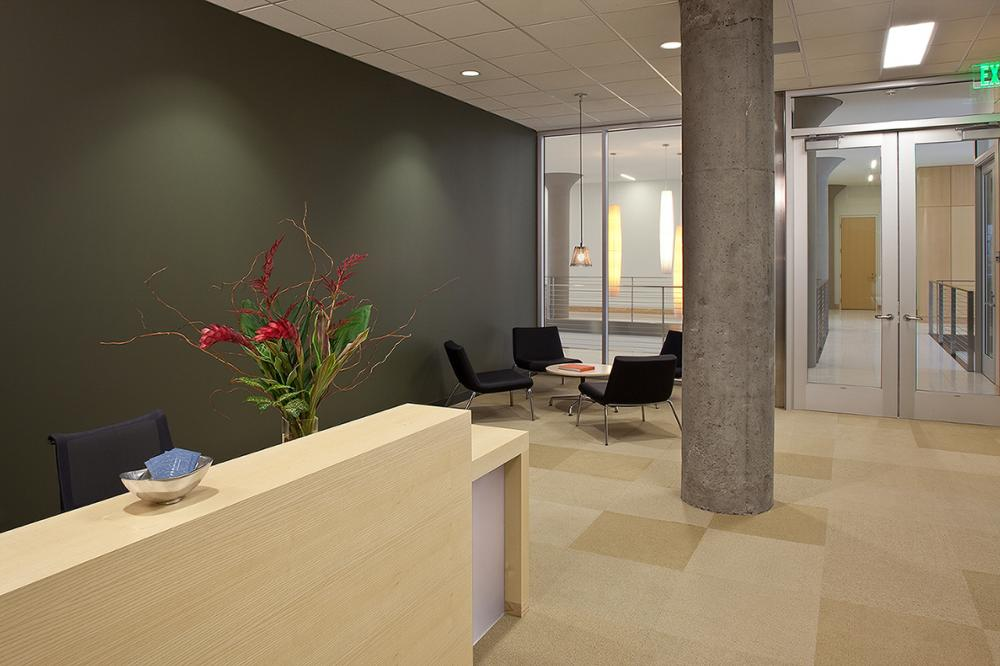 Entrance Amp Reception Cleaning Precise Commercial