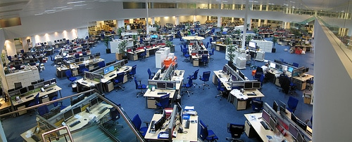 How Open Plan Offices Are Harming Your Health